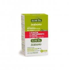 Babaria Olive Oil Night Cream 100Ml + day cream 50Ml