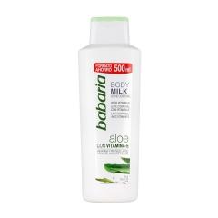 Babaria Aloe Vera Body Milk 500Ml
