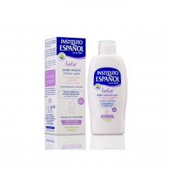 Instituto Espanol Bebe  body oil delicate sensitive skin  Without allergens 150Ml