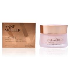 Anne Moller Goldage Night Cream Restructuring 50Ml