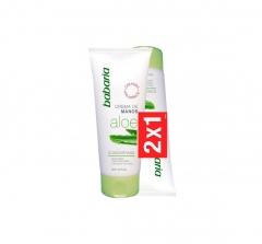 Babaria Aloe Vera Crema Mani Concentrato Pack 2X1