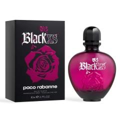 Paco Rabanne Black Xs Eau De Toilette 80Ml