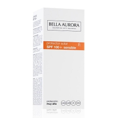 Bella Aurora Protector sun protection Solar sensitive skin  Spf100 40Ml