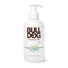 Bulldog Skincare For Men Original Shampoo & conditioner Beard 200Ml
