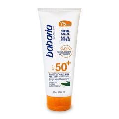 Babaria Aloe face cream Spf30 75Ml