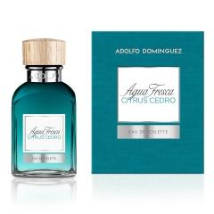 Adolfo Dominguez Agua Fresca Citrus Cedro Eau De Toilette 120Ml