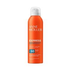 Anne Moller Express Doble Bronzeado Spf50 Mist 200Ml Water Resistant