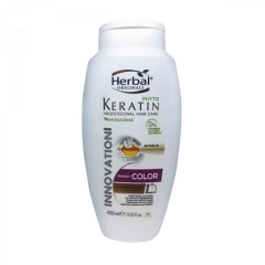 Herbal Originals Phyto Keratin Professional Hair Care 7 Benefits In One Bb Cream Antiedad Sin Silicona Shampoo 400Ml