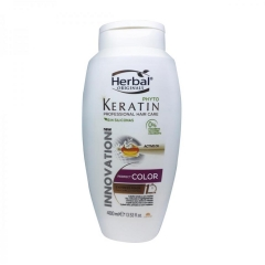 Herbal Originals Phyto Keratin Professional Hair Care Perfect Color Without silicone Shampoo 400Ml