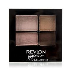 Revlon Colorstay 16H Eyeshadow Quad 505 Decadent