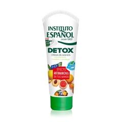 Instituto Espanol Detox Crema Mani 75Ml