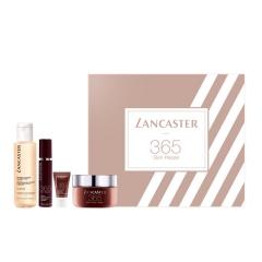 Lancaster 365 Skin Repair Night Cream 50Ml + Siero 10Ml + Eye Cream 3Ml + Cleanser 100Ml