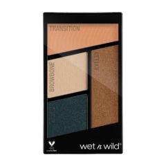 Wet'N Wild Color Icon Quad Eyeshadow Hooked On Vinyl