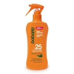 Babaria Aloe Vera Aqua Protectora Spf25 Proteccion Media Spray 300Ml