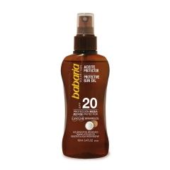 Babaria  oil protector Coco Spf20 Medium Protection100Ml