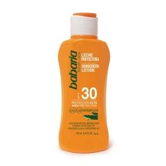 Babaria protection milk Aloe Spf30 high protection 100Ml