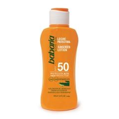 Babaria protection milk Aloe Spf50 high protection 100Ml