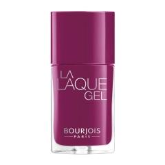 Bourjois La Lacque Gel nial polish 10 Beach Violet