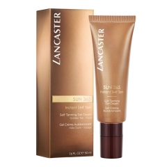 Lancaster Sun 365 Instant Self Tan Gel Cream 50Ml