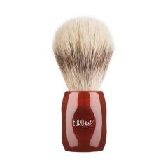 Eurostil Horse / Pig Hair Shaving Brush 24Mm M/Rojo