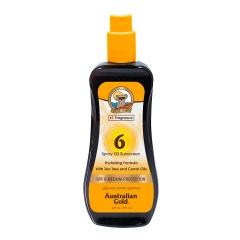 Australian Gold Zanahoria Olio Spray Spf6 237Ml