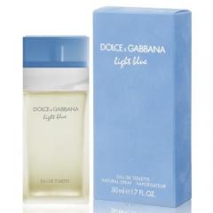 Dolce & Gabbana D&G Light Blue Femme Edt 50 Ml Vapo