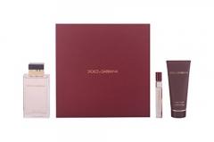 Dolce & Gabbana D&G Pour Femme  Set Edp 100 Ml+ B/L 100 Ml Edp 6 Ml