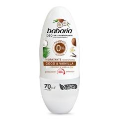 Babaria Coco & Vainilla deodorant Roll-On 70Ml