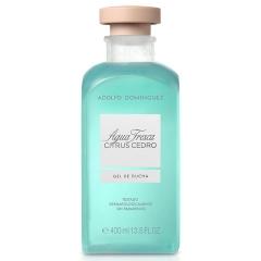 Adolfo Dominguez Agua Fresca bath gel Citrus Cedro 400Ml