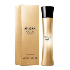 Giorgio Armani Code Absolu Eau De Parfum 75Ml Vaporizzatore