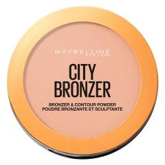 Maybelline City Bronzer Poudre Bronzante 250 Medium Warm