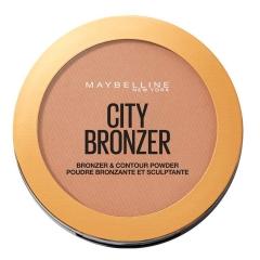 Maybelline City Bronzer Poudre Bronzante 300 Deep Cool