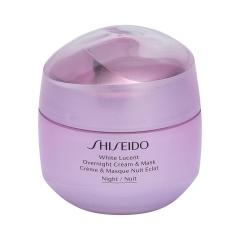 Shiseido Bianco Lucent Overnight Cream & Maschera 75Ml