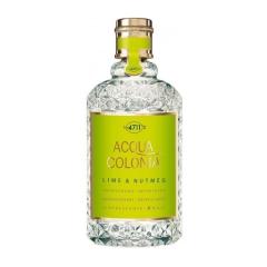 4711 Acqua Colonia Lemon Nutmeg Eau De Cologne 170Ml spray Tester