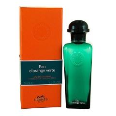 Hermes Paris Eau D'Orange Verte Eau De Cologne 100Ml
