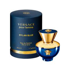 Versace Dylan Blue Pour Femme Edp 50 Ml Vapo