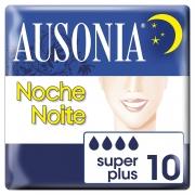 Ausonia Superplus Night compresses 1 X 10