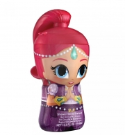 Airval Case Shimmer & Shine Gel E Shampoo 400Ml Pink