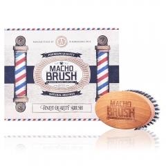 Macho Military Brush Beard