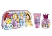 Airval Disney Princess Set Edt 50 Ml+S/G 100 Ml+Bag